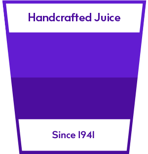 Grape Juice Label Back