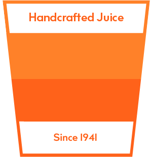 Orange Juice Label Back