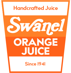 Orange Juice Label Front