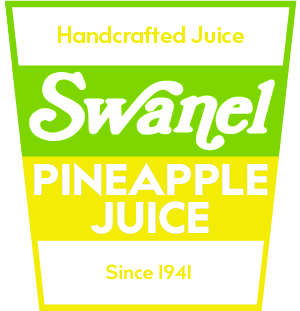 Pineapple Juice Label Front