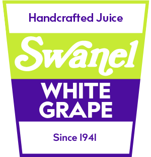 White Grape Juice Label Front