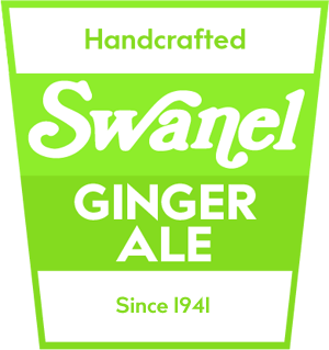 Ginger Ale Label Front