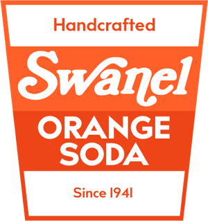 Orange Soda Label Front