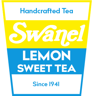 Lemon Sweet Tea Label Front