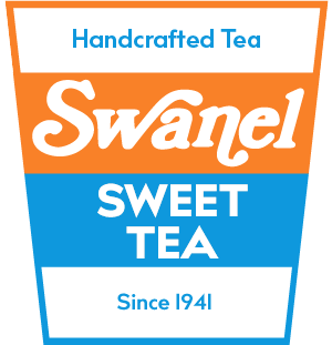 Sweet Tea Label Front